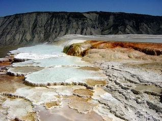 Natural water deposits