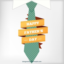 Necktie for fathers day