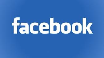 ネットワークFacebookのソーシャルコネクションロゴ