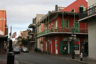 New Orleans French Quarter, french