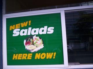 New Salads 2