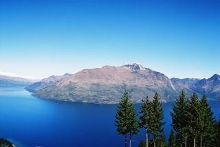 ニュージーランド、空