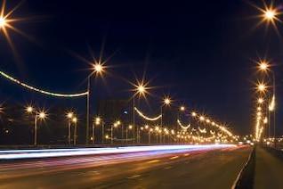 night scene  land