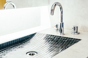 Nobody interior kitchen faucet metal