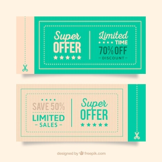 Offer coupons