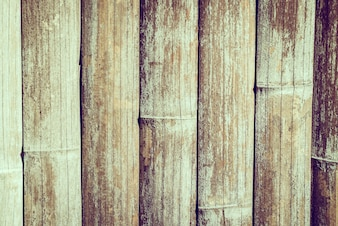 Old bamboo textures background