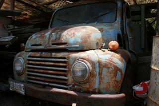 old car  junk