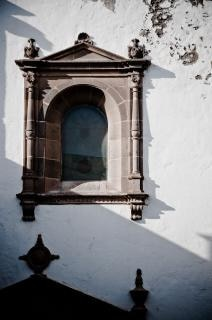 old church window  window