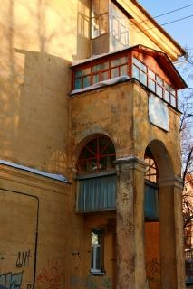 Old house  ufa