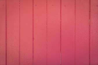 Old pink wood background .