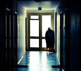 old woman  woman