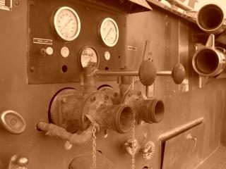 Once a Hero - Fire Engine 70