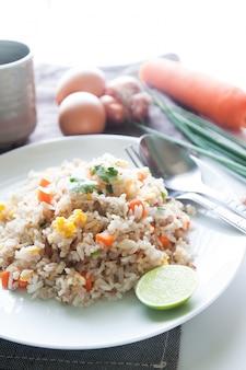 Onions supper meal plain garlic sauce