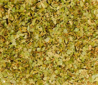Organic herbs tea