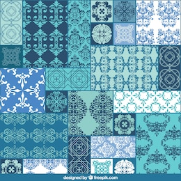 ornamental pattern set