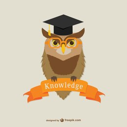 Oxford University owl logo