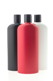 Pack of three lotion container