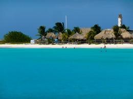 Paradisiac beach