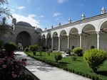 Part of the complex of Sultan Bayezid 2