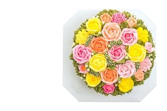 Pastry decoration bouquet decorate birthday