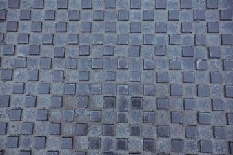 Patterned pavement background