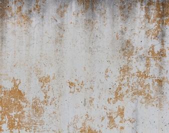 Peeling texture wall
