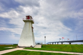 Pei lighthouse   hdr