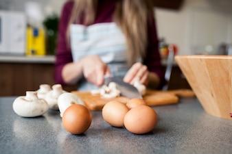 People profession flour bowl cuisine