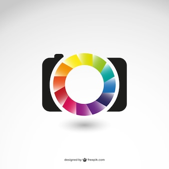 Photography business logo icon