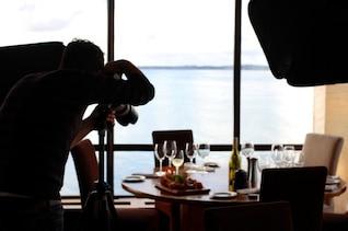 Photoshooting food