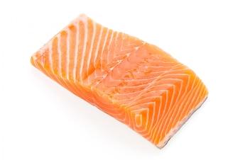 Piece of fresh salmon