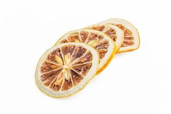 Pieces of lemons / dried lemon