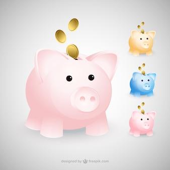 Piggybanks collection