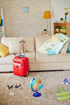 Pillow vacation indoors journey leisure