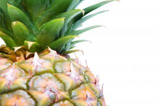 pineapple, healthy