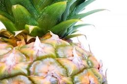 pineapple  white