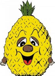 pineapple head