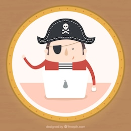 Pirate on the web