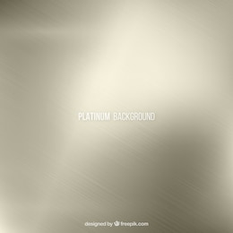Platinum background