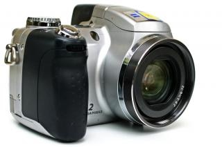 point and shoot camera, modern