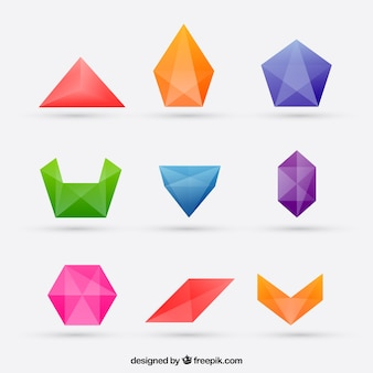 Polygonal shapes