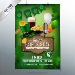 Poster for Saint Patrick