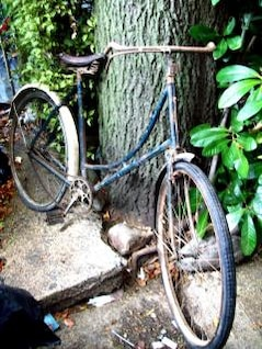 Pre war SOMME Bicyclette - Somme Cycle W, linkages