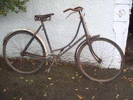 Pre war SOMME Bicyclette - Somme Cycle W, tancredstreet