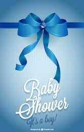 Printable invitation baby shower