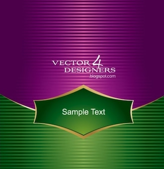 purple and green striped background