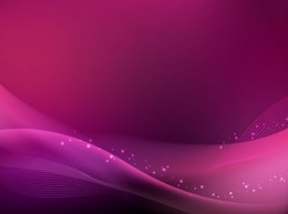 Purple wave sparkling abstract background