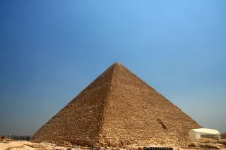 Pyramid  egyptian