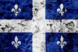ケベックグランジフラグ青