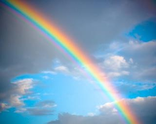 Rainbow, background